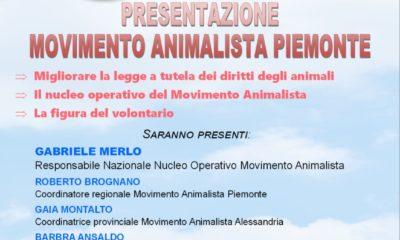 Movimento animalista Alessandria