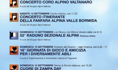 Settembre 2019 a Valenza