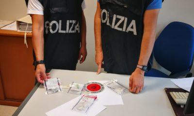 Polizia antidroga Sarzana