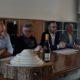 Da Sinistra Lucio Paolo Testi, dirigente Luisa Lotti, Sindaco Federico Chiodi, vice Sindaco Fabio Morreale e dirigente Claudio Bagnera