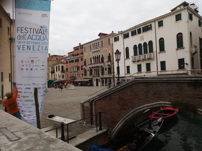 Smat Spa al Festival dell'Acqua a Venezia
