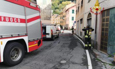 Vigili fuoco Torriglia