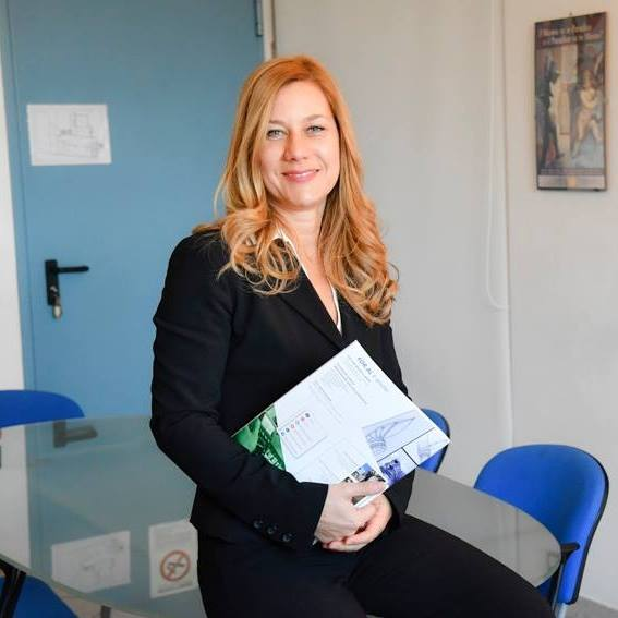 Veronica Porro, direttrice generale For.Al e dell'agenzia di Valenza.