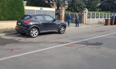 Incidente moto Spinetta Marengo