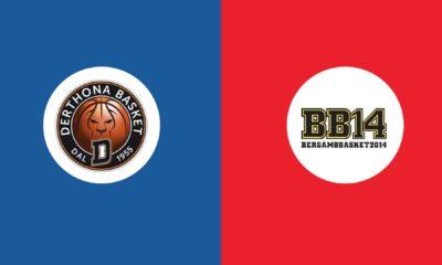 La Bertram Derthona affronta il Bergamo Basket nella seconda giornata di campionato di Serie A2, girone ovest