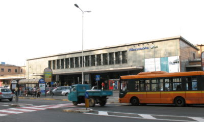 Controlli in stazione ad Alessandria