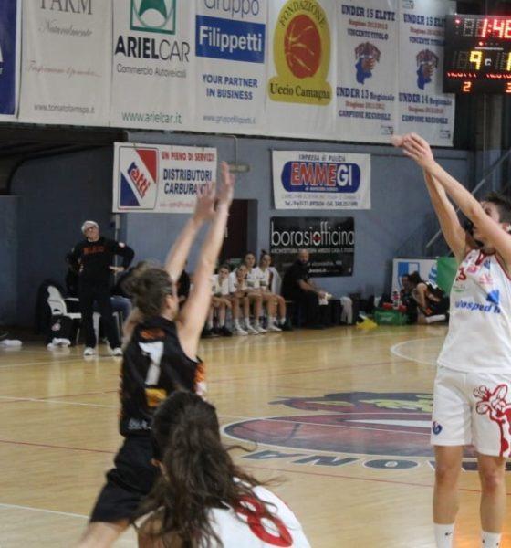 autosped castelnuovo basket femminile