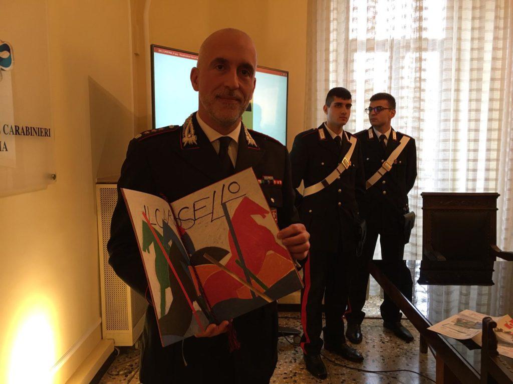 Alessandria: presentato calendario Carabinieri 2020   Telecity News 24