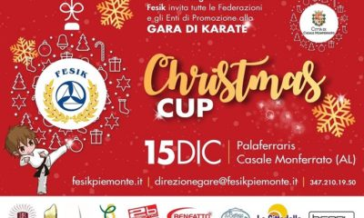 Christmas Cup Piemonte 2019