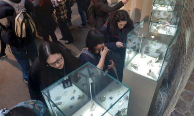Inaugurazione mostra del gioiello