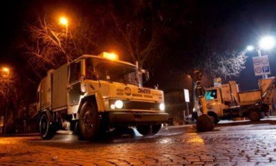 Sanificazione mezzi aziendali e pulizia strade