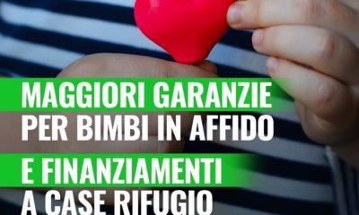 cura italia affidi