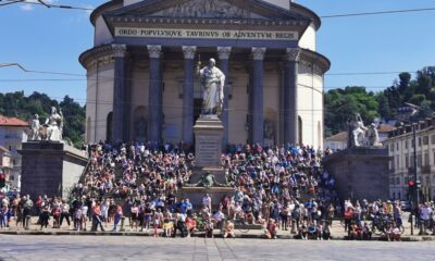 Assembramento Torino