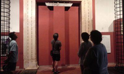 Una sera d'estate al Museo