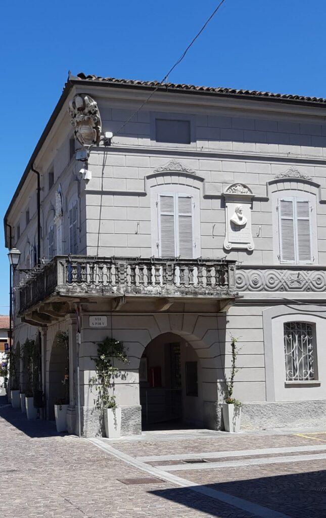 Biblioteca di Bosco Marengo