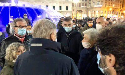 manifestazione Genova