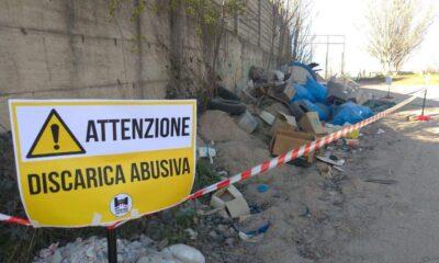 discarica abusiva Torino