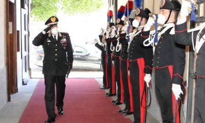 comandante carabinieri Luzi