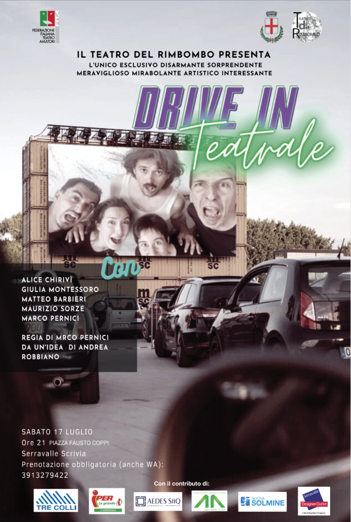 Drive in teatrale